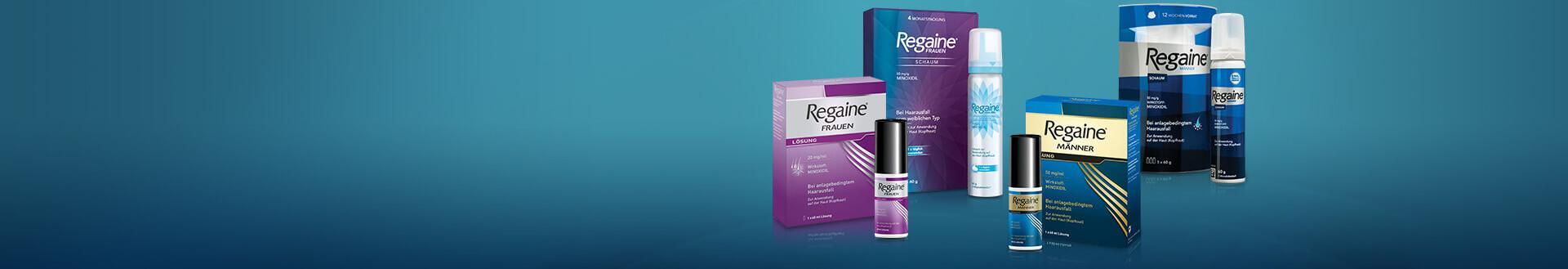 REGAINE® Produkte