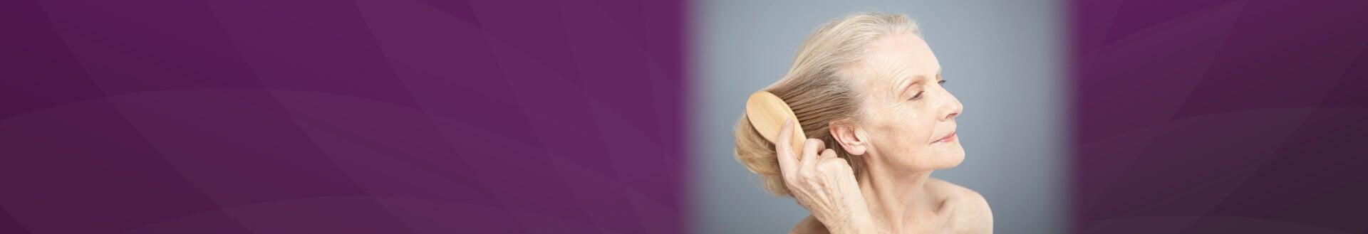 Haarausfall und Wechseljahre