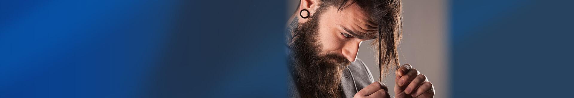 Über Haarausfall bei Männern