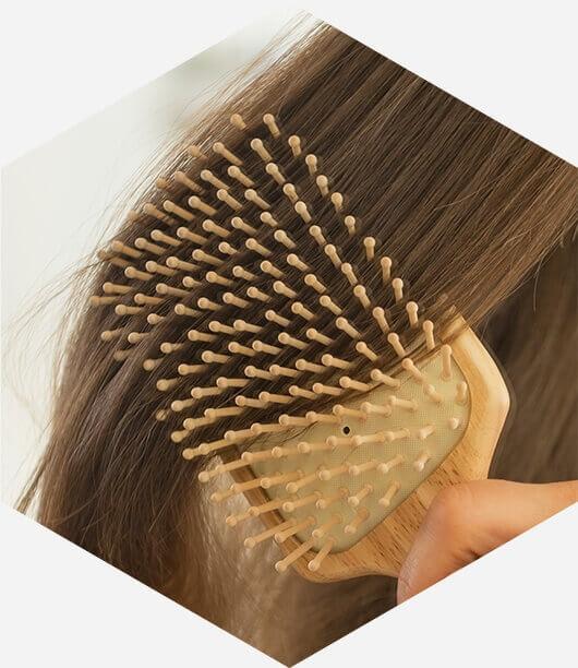 REGAINE® Haarausfall Test