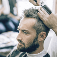 Frisuren gegen geheimratsecken